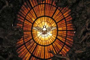 A efusão do Espírito Santo