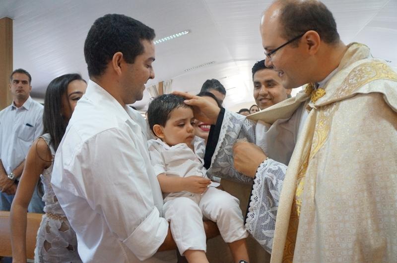 Batismos Julho 2016
