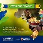 Festa dos Estados celebra diversidade cultural do povo brasileiro