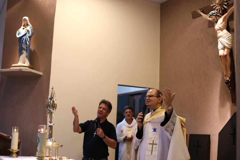 Noites de oração com Roberto Tannus