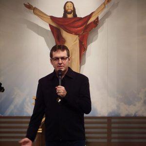 Ironi Spuldaro conduz Noites de Cura e Libertação na Catedral de Palmas