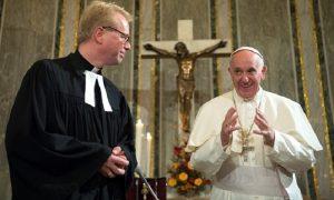 """""""Papa Francisco em Lund? Um grande passo???"""