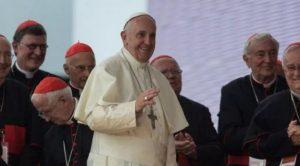 """Está estressado? Papa Francisco compartilha """"segredo??? para enfrentar isso"""