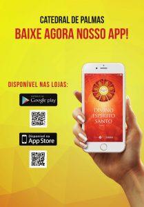 Catedral de Palmas é a primeira paróquia do Estado a lançar aplicativo
