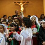 Desfile de fantasias marca Dia de Todos os Santos na Catedral