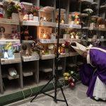 """Papa Francisco no Dia de Finados: """"Esta tristeza se mistura com a esperança???"""