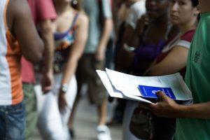 IPEA: jovens de 14 a 24 anos são mais atingidos pelo desemprego