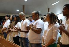 Batismo e 1ª Eucaristia Catequese de Adultos