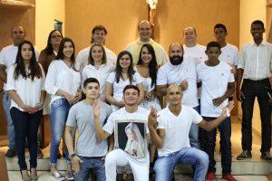 Catedral realiza Batismos e 1ª Comunhão da Catequese Adulta