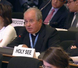 Representante vaticano: passar da globalização à riqueza partilhada
