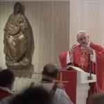 Papa: não se refugiar na rigidez dos mandamentos