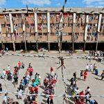 Papa recebe relatório sobre realidade prisional no Brasil