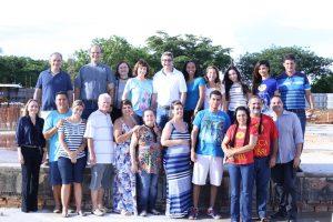 Retiro da CPP reúne pastorais da Catedral de Palmas
