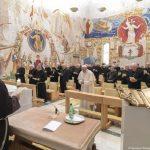 A divindade de Cristo: Papa participa da II pregação de Quaresma