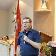 Ironi Spuldaro fala sobre jejum e quaresma na Catedral de Palmas