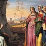 """Por que hoje a Igreja Católica celebra a """"Segunda-feira do Anjo????"""