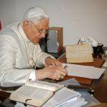 Ratzinger: coletânea de textos inéditos pelos 90 anos