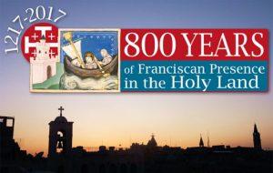 Franciscanos se preparam para comemorar 800 anos na Terra Santa