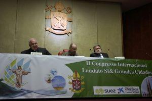 Papa envia mensagem a Congresso Internacional Laudato Si