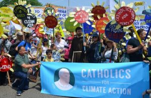1 milhão de católicos com a Laudato Si. Seja um deles!