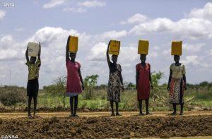??gua (direito humano) para o crescimento sustentável