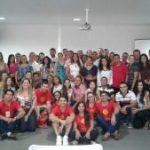 Curso para noivos reúne 26 casais na Catedral de Palmas