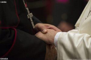 A novos bispos, Papa fala de discernimento espiritual e pastoral