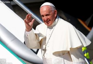 Papa rumo à Colômbia: esperança de paz e reconciliação