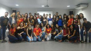 Grupo de Jovens Ruah organiza retiro para aprofundar sobre ensinamentos da igreja