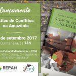 Comissão Pastoral da Terra lançará atlas de conflitos na Amazônia