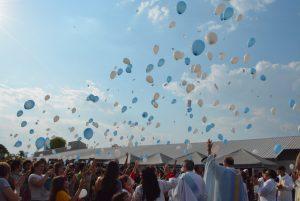 Catedral reúne público infantil em atividade