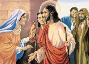 Apresentação de Nossa Senhora . Memória