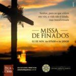 Catedral celebra duas missas no Dia de Finados