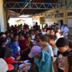 Projeto Bom Samaritano promove alegria e bem estar em Taquari