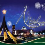 Natal Iluminado, no Santuário Nacional, começa em 2 de dezembro