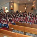 103 crismandos reafirmaram a fé na Catedral de Palmas
