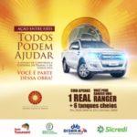 Catedral de Palmas promove ação entre fiéis para construir sede