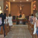 Fiéis iniciam ano celebrando a Festa de Maria Mãe de Deus