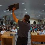 """Catedral de Palmas realizou mais um """"Clamando por Milagres??? com o missionário Roberto Tannus"""