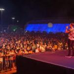 3ª noite de Palmas Capital da Fé reúne 40 mil fiéis para louvar a Deus