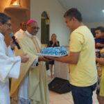 """""""Celebrar um aniversário é dizer que a vida vale a pena"""", diz dom Pedro em celebração pelo seus 64 anos"""