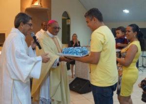 Catedral celebra aniversário de dom Pedro. Foto: Heraldo Lima