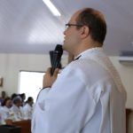 Catedral celebra 5 anos de pároco de padre Eduardo Zanom