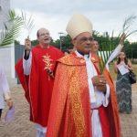 Celebração do Domingo de Ramos dá início a Semana Santa na Catedral