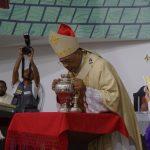 """Na Missa dos santos óleos, dom Pedro enfatiza """"É preciso cuidar de quem está longe do altar!"""""""