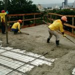 Construção da Catedral conclui uma importante etapa de concretagem