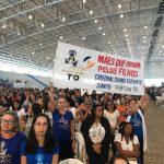 """""""Mães que oram pelos filhos"""" da Catedral participa de encontro nacional"""