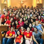 4ª Acampamento Ruah leva 60 jovens à experiência com o Espírito Santo