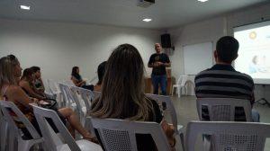 Foto: Pastoral da acolhida promove formação sobre segurança na Internet