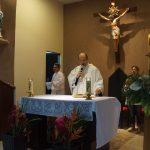 Paróquia realiza Missa de entrega dos trabalhos do Festejo do Divino Espírito Santo
